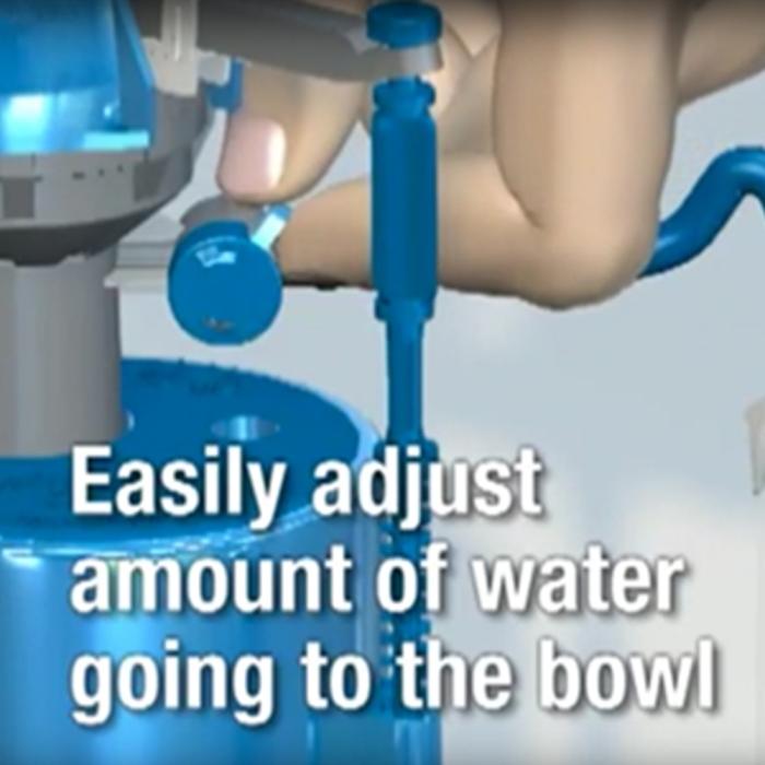 Next By Danco Water Saving Toilet Total Repair Kit With
