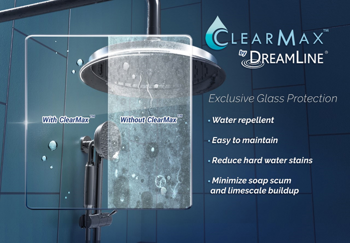 than the dreamline shower please take this information under advisement when ordering your shower base and shower enclosure - Dreamline Shower