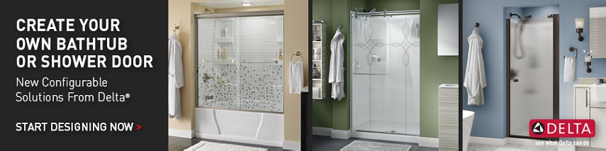 Delta Shower Door Configurator
