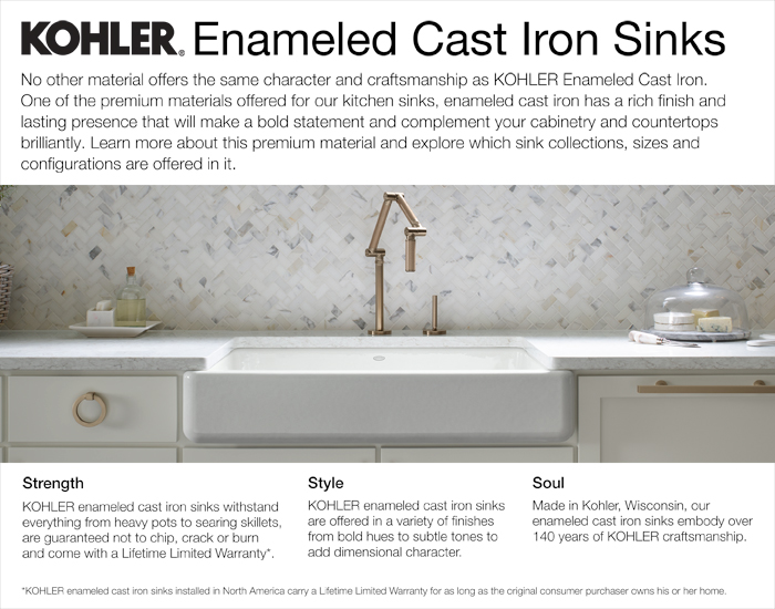 Click Here To Learn More About Kitchen Sinks