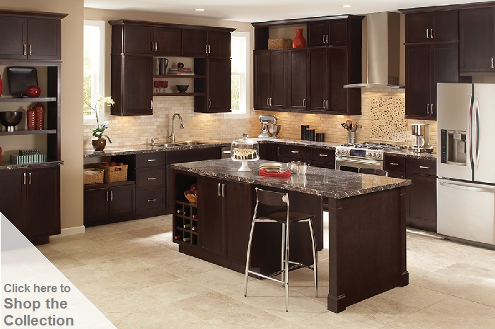 hampton bay shaker assembled 30x34.5x24 in. sink base kitchen