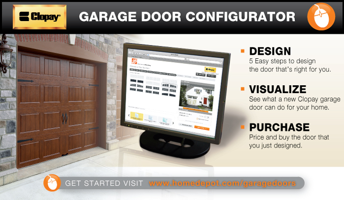 Garage Door Clopay Garage Doors Installation