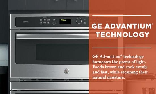 electric oven advantium