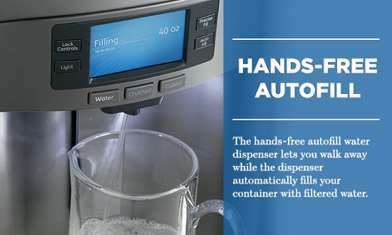 refrigerator autofill