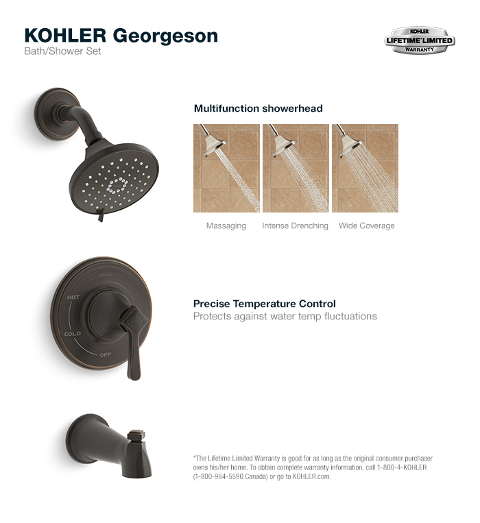 Kohler Bathroom Faucets Oil Rubbed Bronze