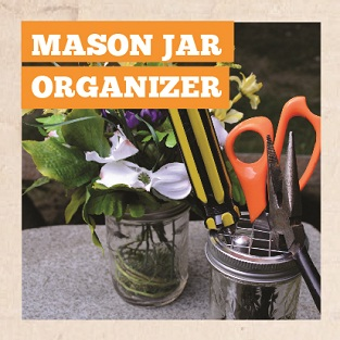 DIY Mason Jar Vase Manual