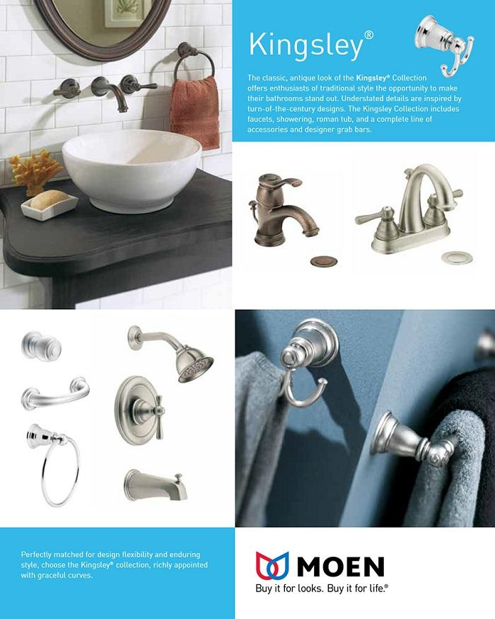 MOEN Kingsley Collection_Home_Depot