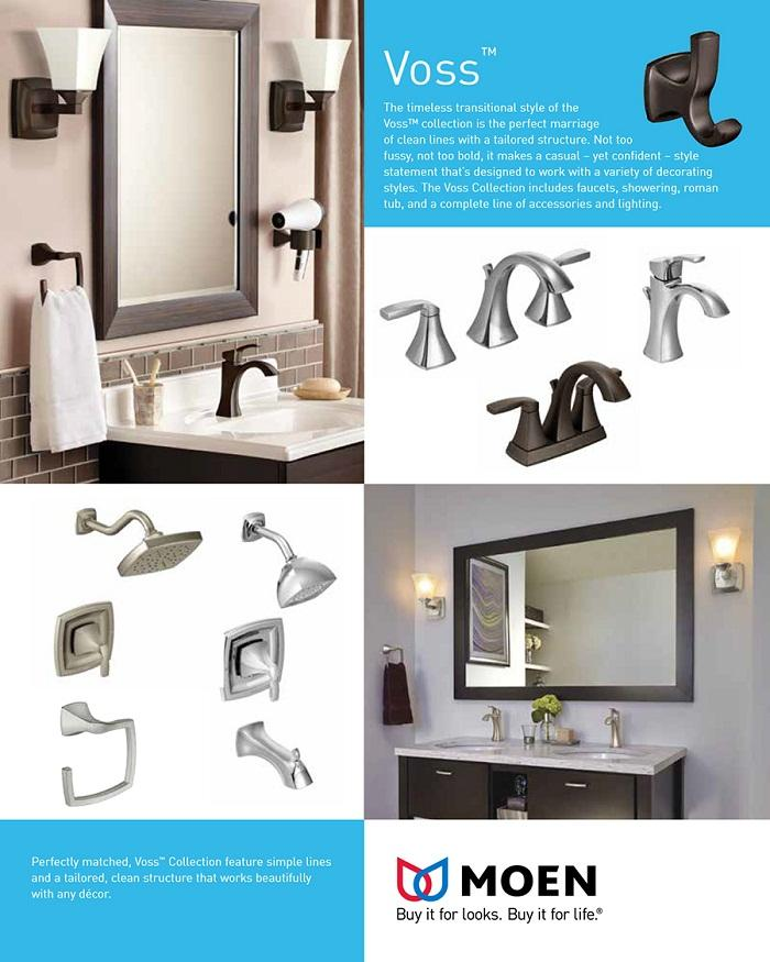 MOEN Voss Collection_Home_Depot
