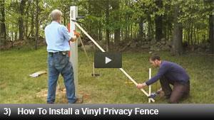 Vinyl Fence Panels Home Depot