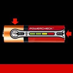 Duracell Quantum Alkaline Aa Battery 8 Pack 004133366280