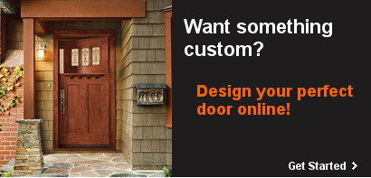 Design your custom door online