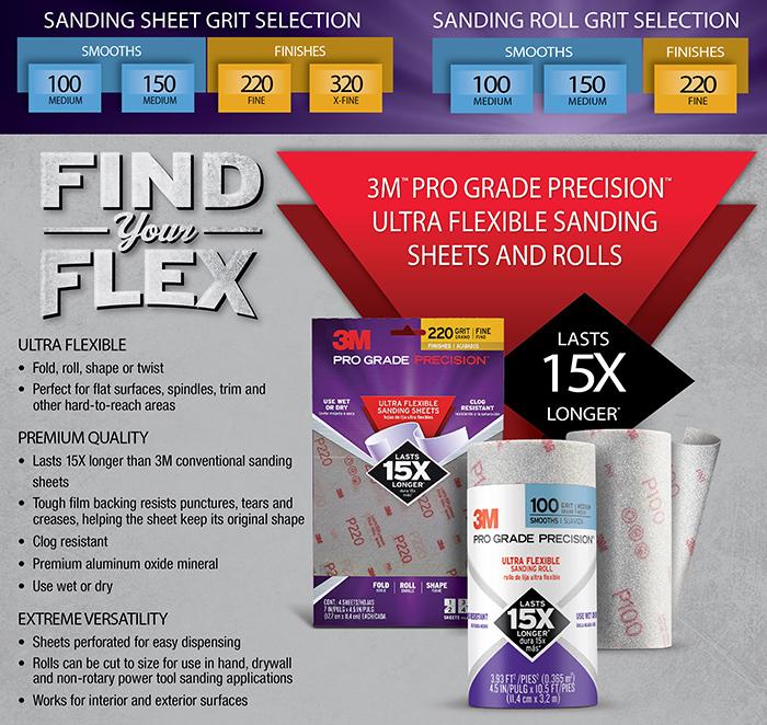 Pro Grade Precision Sand Paper
